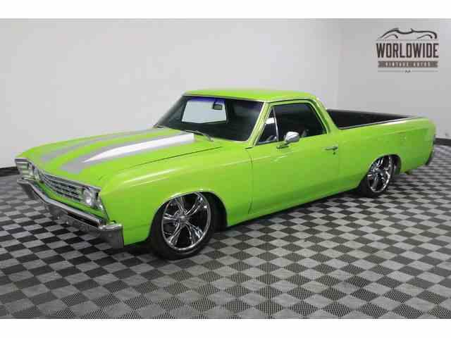 1967 Chevrolet El Camino | 984135