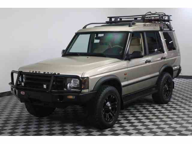 2003 Land Rover Discovery | 984137
