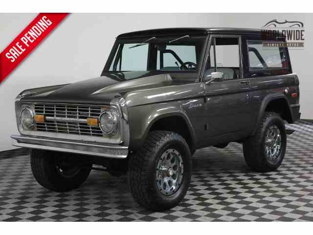 1975 Ford Bronco | 984138