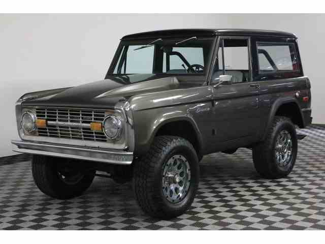 1975 Ford Bronco   984138