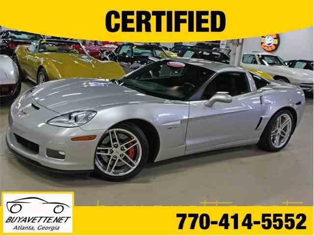 2006 Chevrolet Corvette | 980414