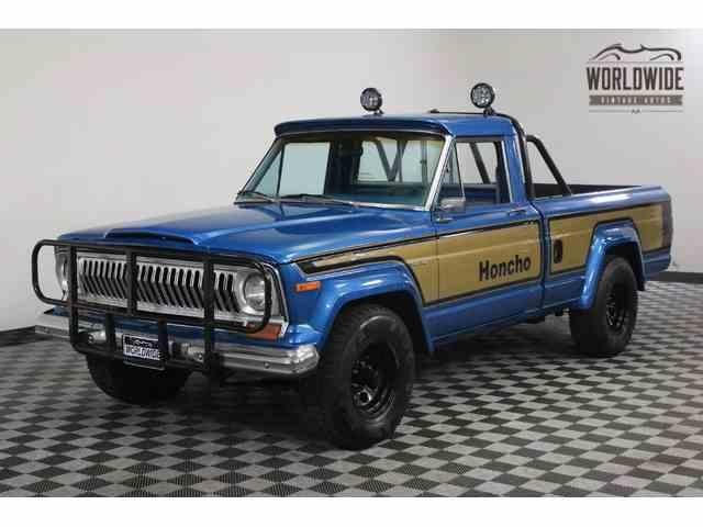 1978 Jeep CJ | 984141