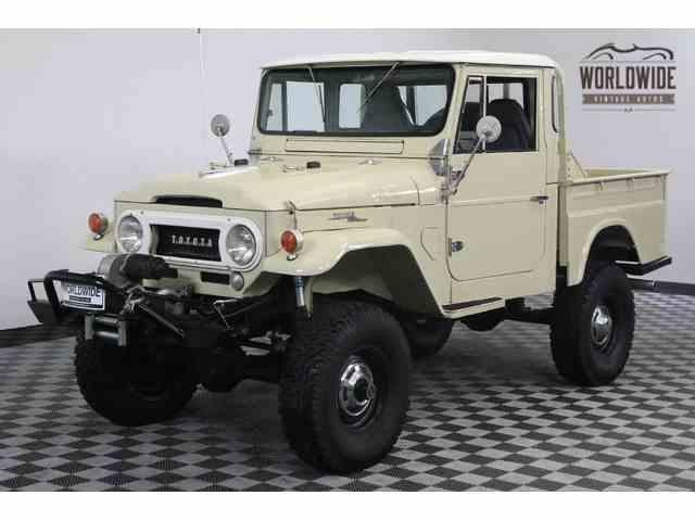 1965 Toyota Land Cruiser FJ | 984142