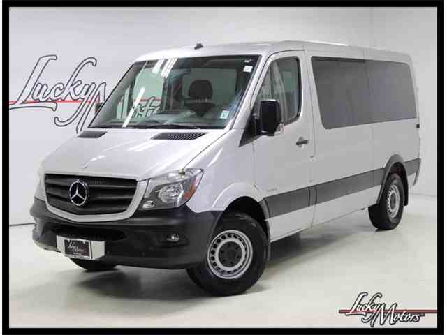 2014 Mercedes-Benz Sprinter | 984154