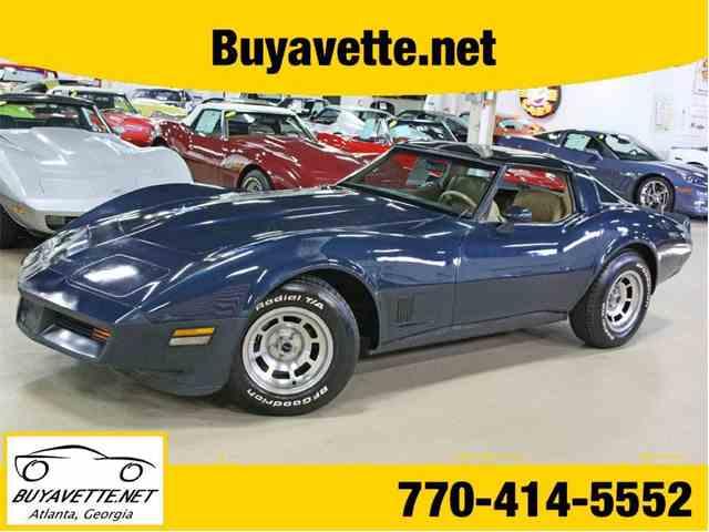 1981 Chevrolet Corvette | 984157