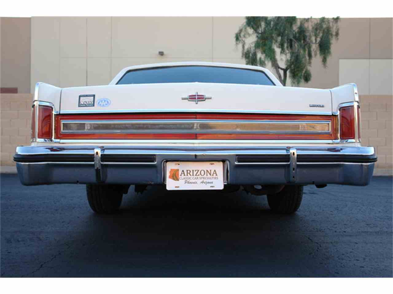 1979 Lincoln Continental For Sale Classiccars Com Cc