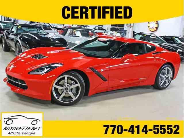 2015 Chevrolet Corvette | 984162