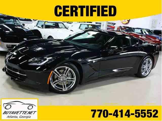 2016 Chevrolet Corvette | 984163