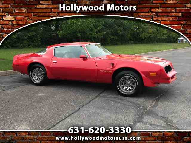 1977 Pontiac Firebird Trans Am | 984165