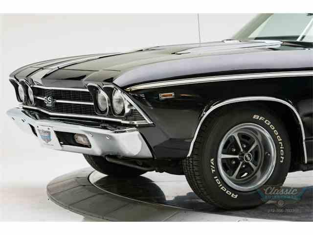 1969 Chevrolet Chevelle SS | 980417