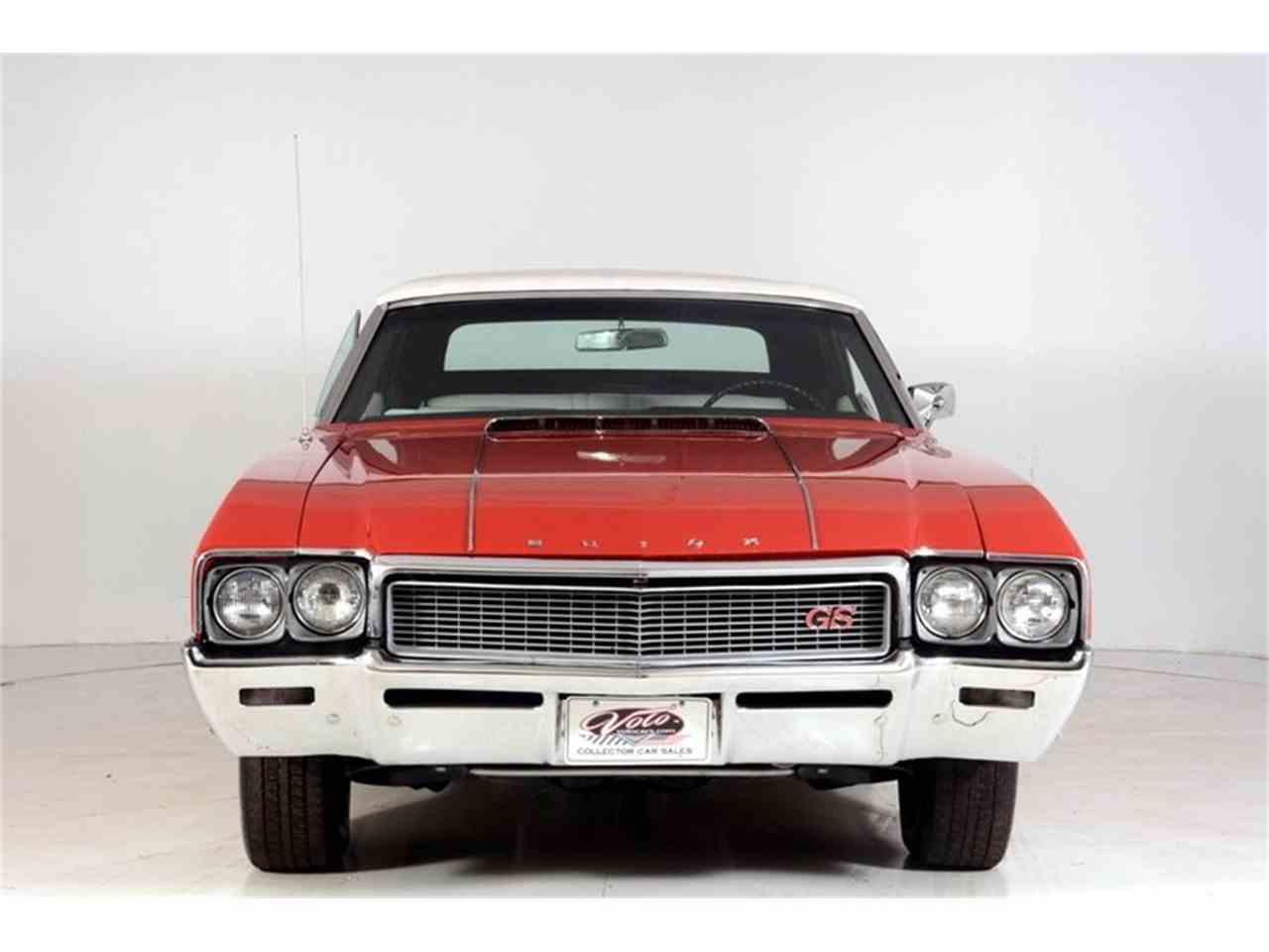 1968 buick gran sport for sale cc 984175. Black Bedroom Furniture Sets. Home Design Ideas