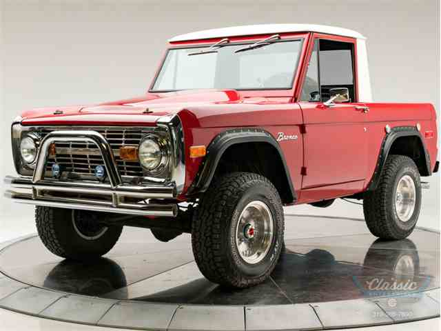1973 Ford Bronco | 980418