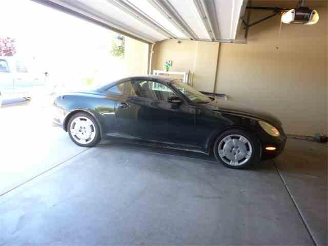 2002 Lexus SC400 | 984182