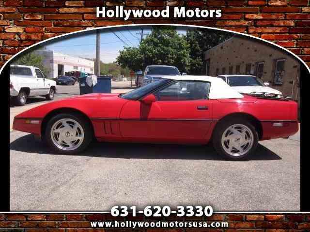 1989 Chevrolet Corvette | 980419