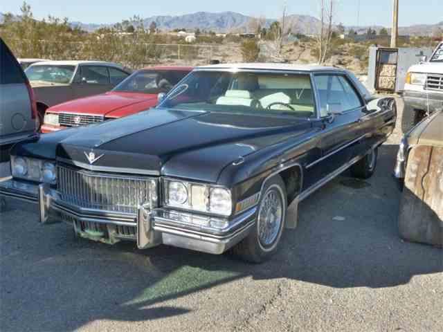 1973 Cadillac DeVille   984195