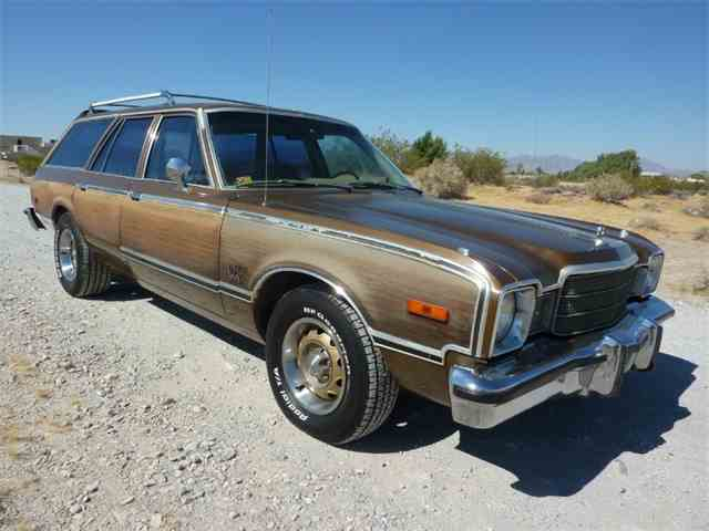 1977 Plymouth VOLARE WAGON | 984204