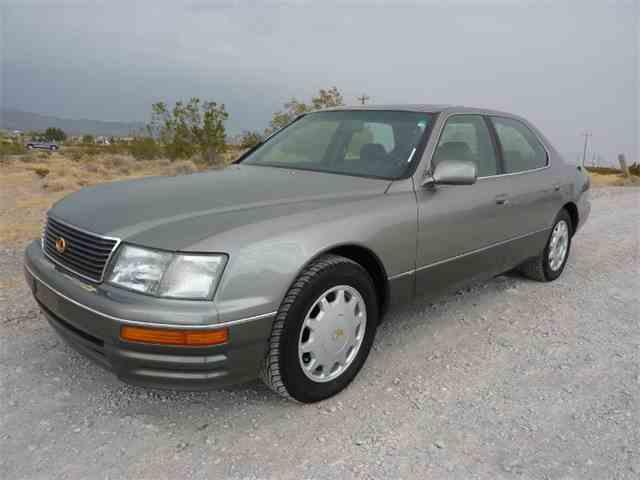 1995 Lexus LS400 | 984206