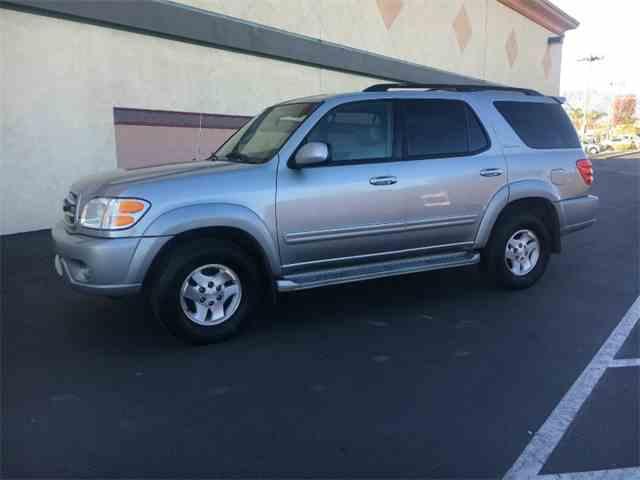 2001 Toyota Sequoia | 984212