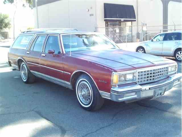 1984 Chevrolet Caprice | 984213