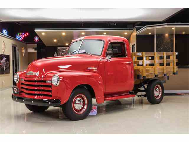 1951 Chevrolet 3100 Stake Bed Pickup | 984219