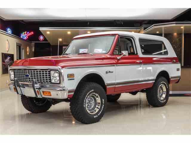 1972 Chevrolet Blazer | 984221
