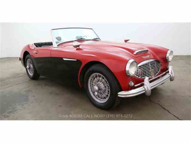 1957 Austin-Healey 100-6 | 984226