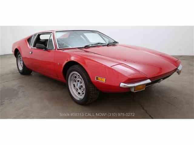 1972 DeTomaso Pantera   984230
