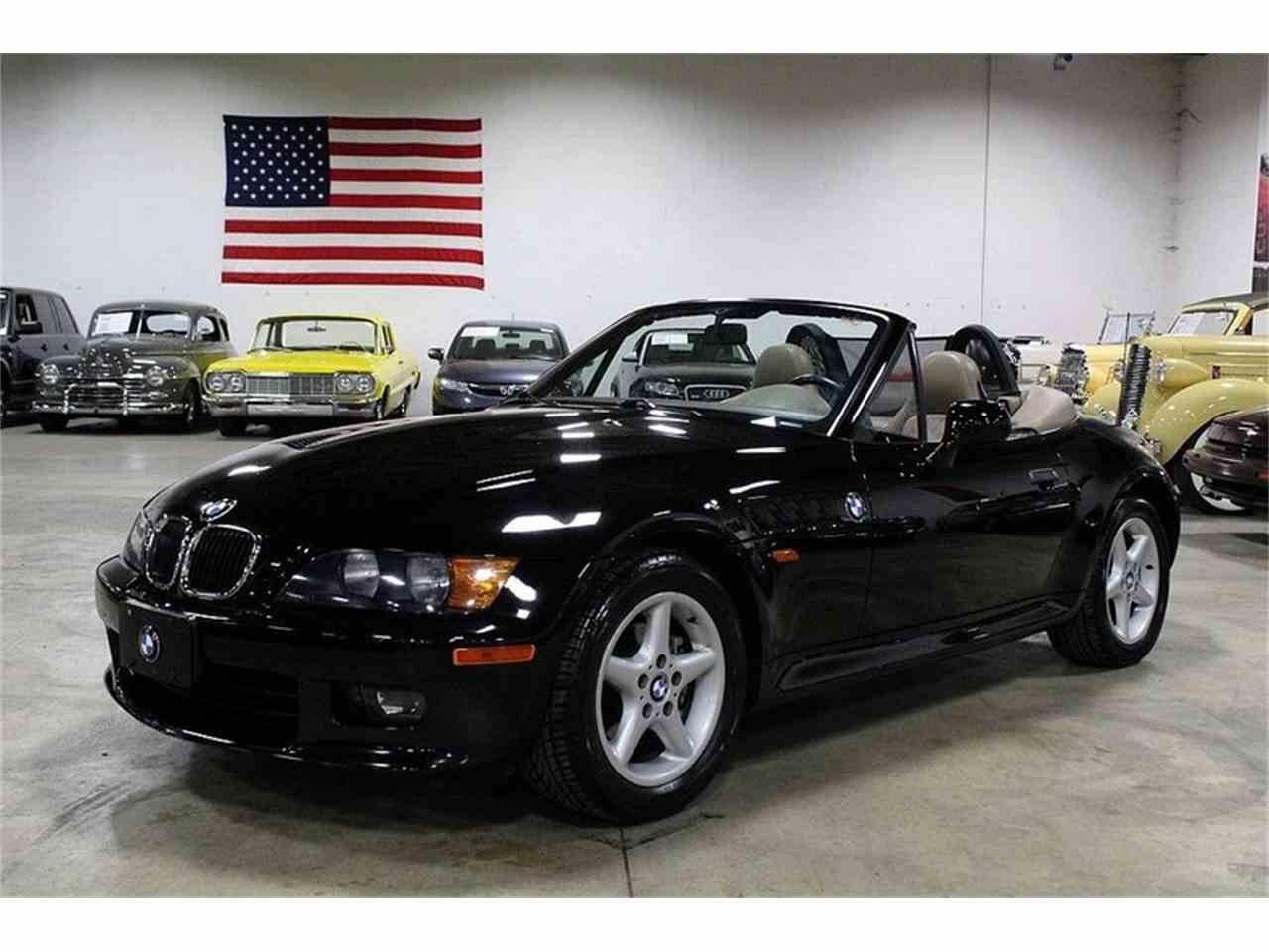1998 Bmw Z3 For Sale Classiccars Com Cc 984234