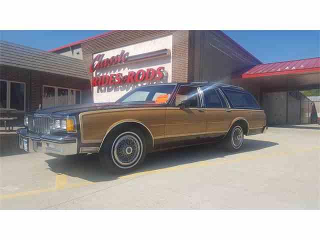 1987 Pontiac Safari | 984236