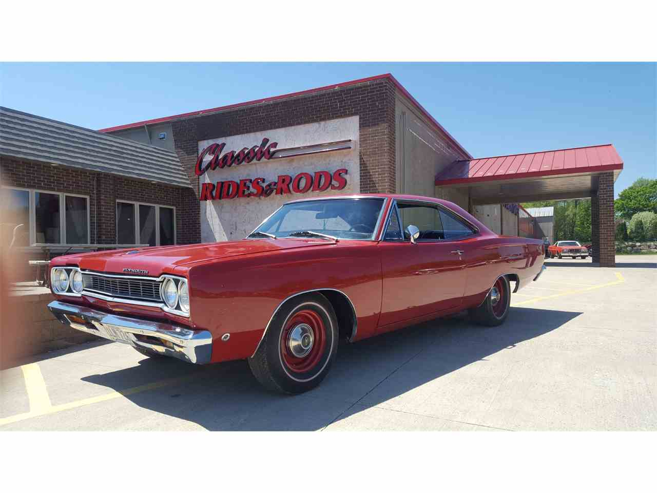 1968 Plymouth Satellite for Sale - CC-984237