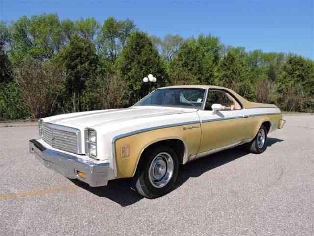 1976 Chevrolet El Camino | 980424