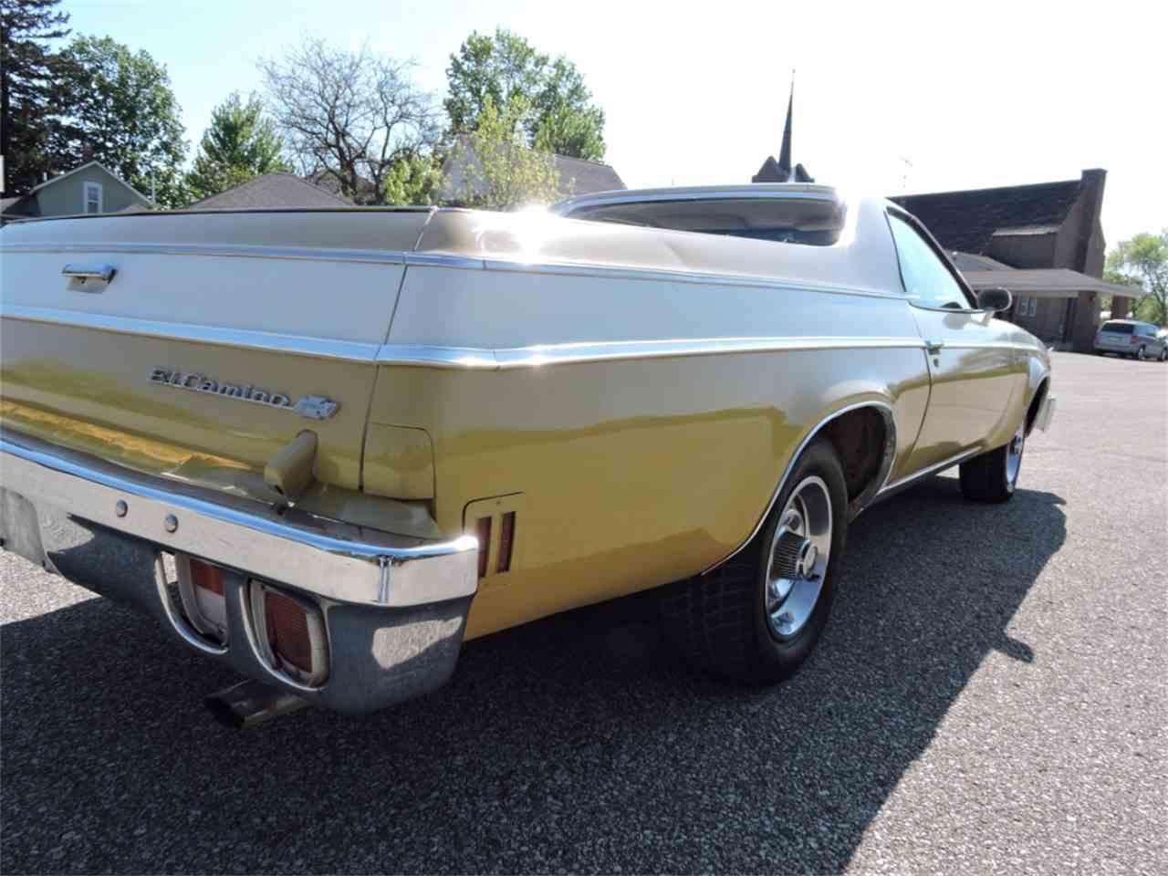 All Chevy 1976 chevy el camino : 1976 Chevrolet El Camino for Sale | ClassicCars.com | CC-980424