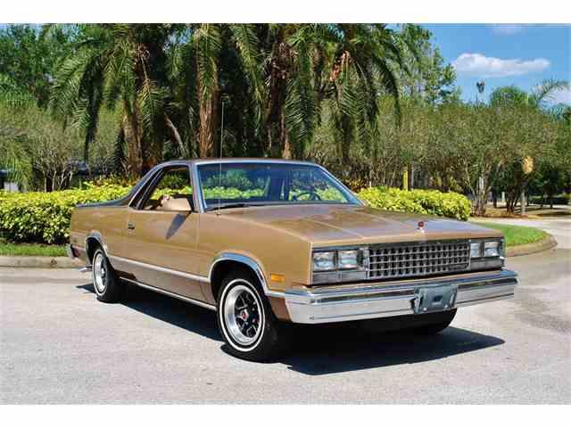 1987 Chevrolet El Camino | 984242