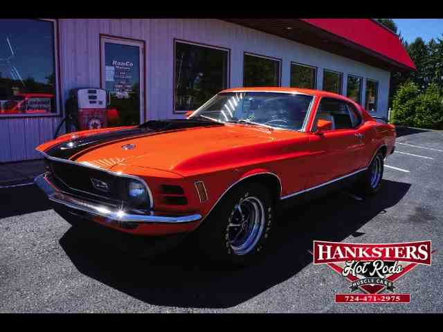 1970 Ford Mustang | 984245