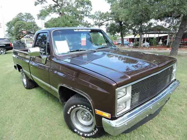 1984 GMC Pickup | 980425