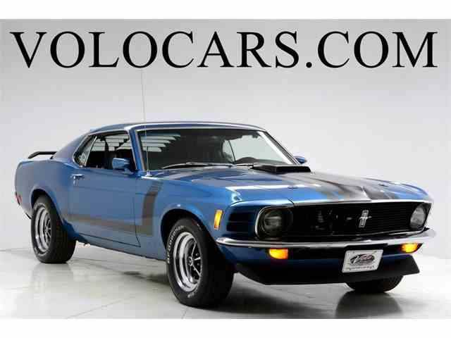 1970 Ford Mustang | 980426