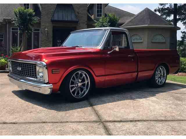 1972 Chevrolet C/K 10 | 984265