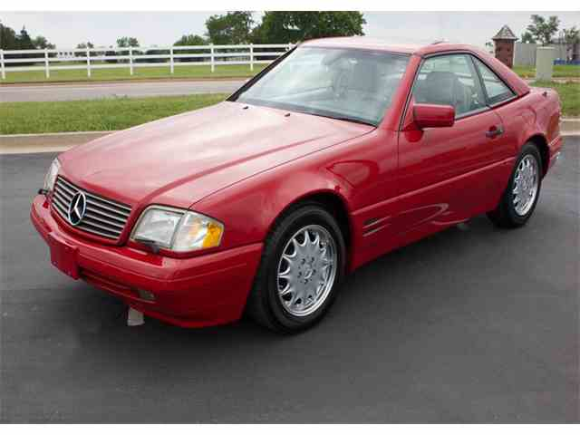 1997 Mercedes-Benz SL500 | 984271