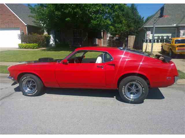 1969 Ford Mustang | 984279