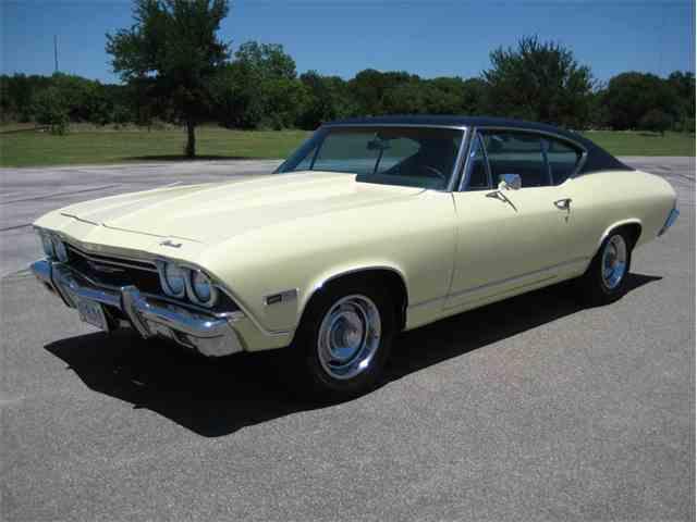 1968 Chevrolet Chevelle | 984280