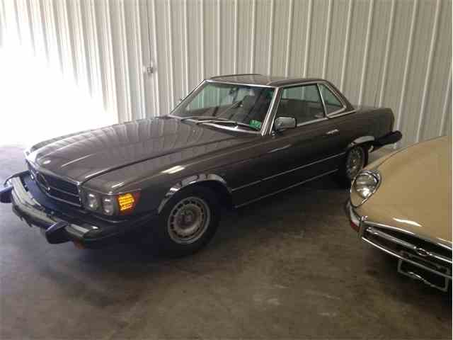 1981 Mercedes-Benz 380SL | 984281