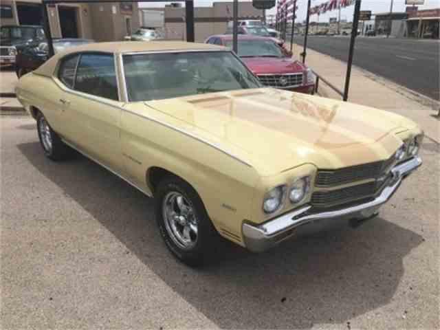 1970 Chevrolet Malibu | 984283