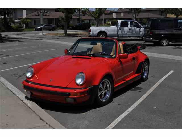 1989 Porsche 911 Turbo | 984292