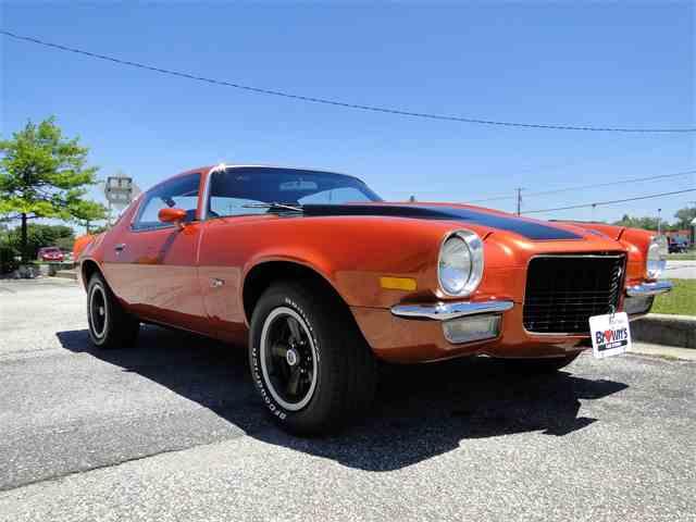 1971 Chevrolet Camaro | 984294