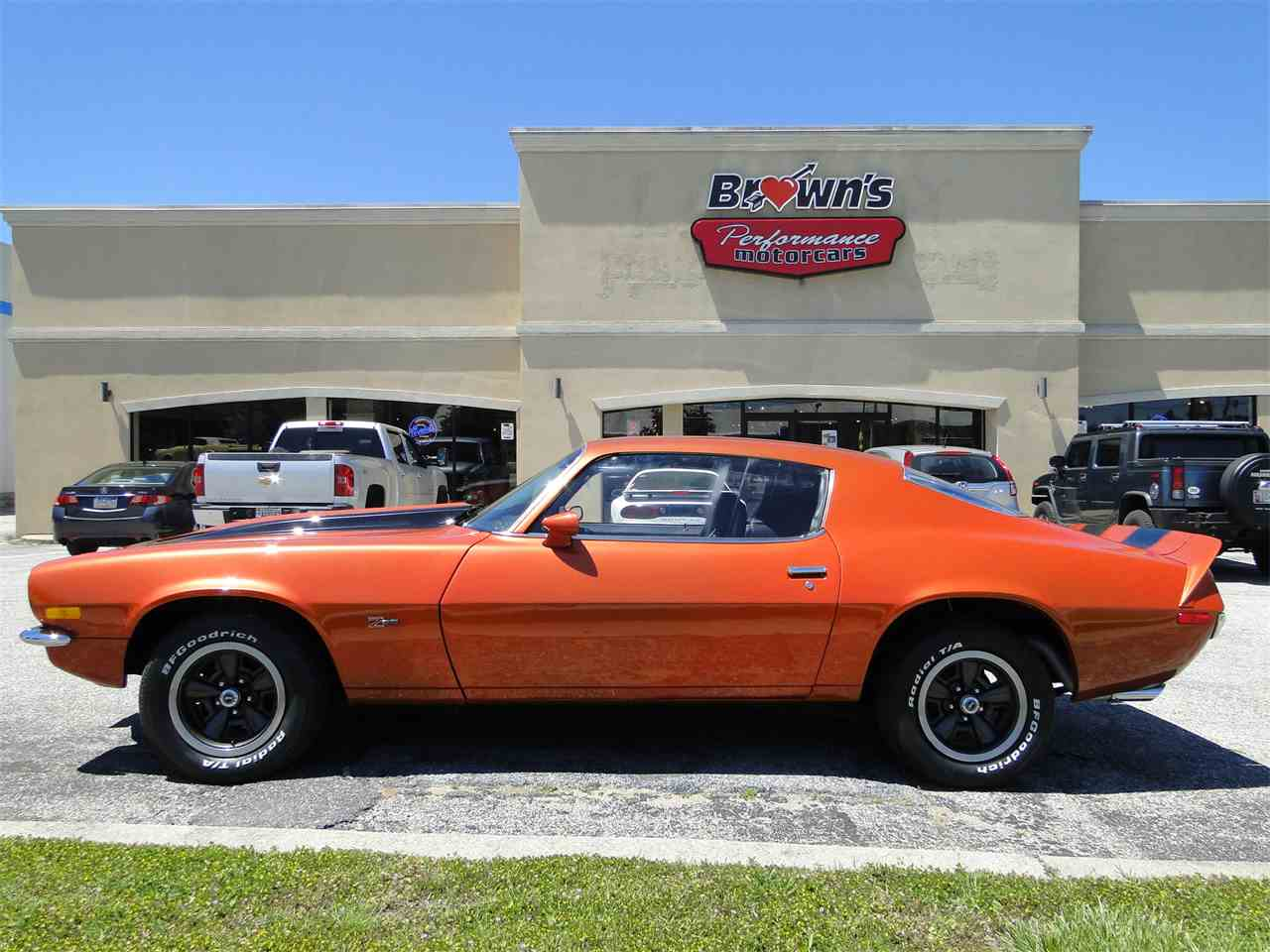 1971 Chevrolet Camaro For Sale Classiccars Com Cc 984294