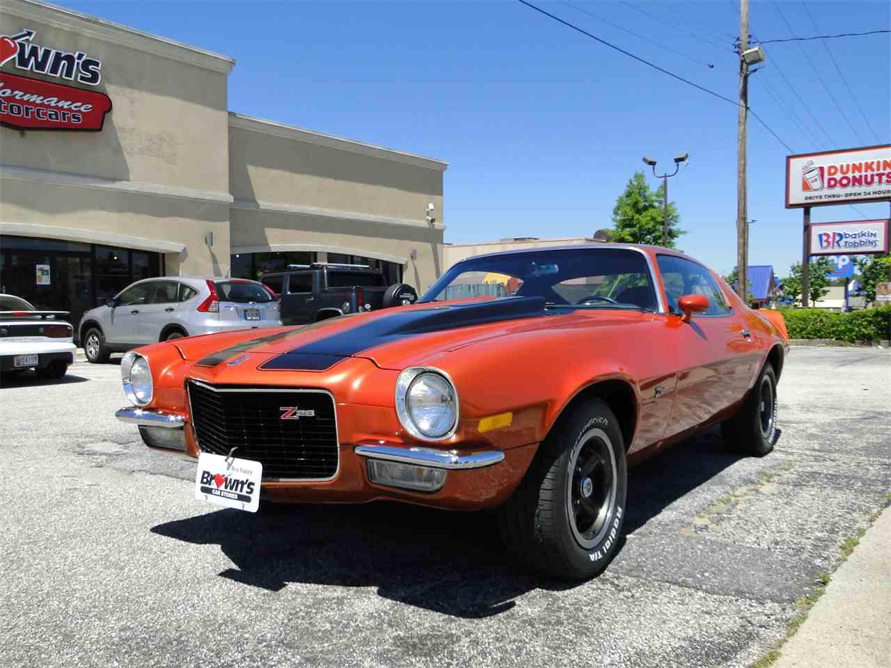 1971 Chevrolet Camaro For Sale Classiccars Com Cc 984294