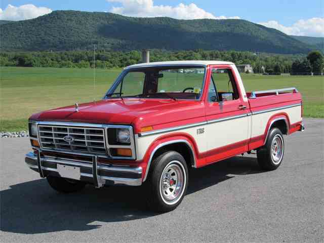 1985 Ford F150 XLT Lariat  | 984302