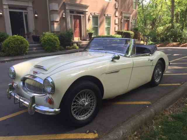 Classic Austin Healey For Sale On Classiccars Com Available
