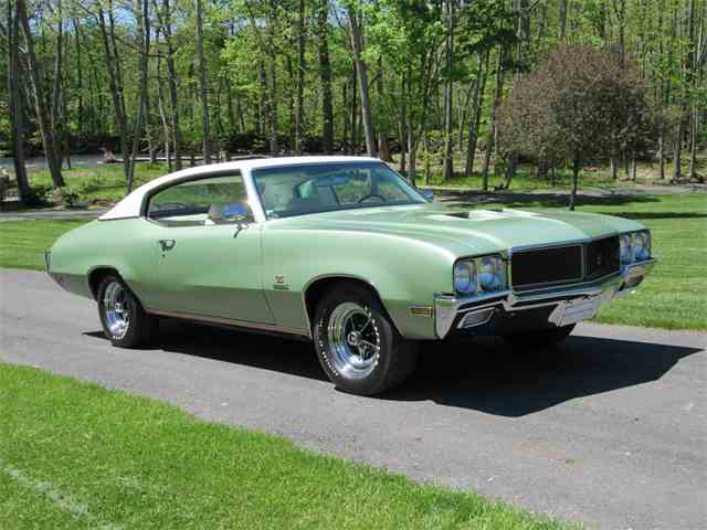1970 Buick GS455 Stage 1 | 984313
