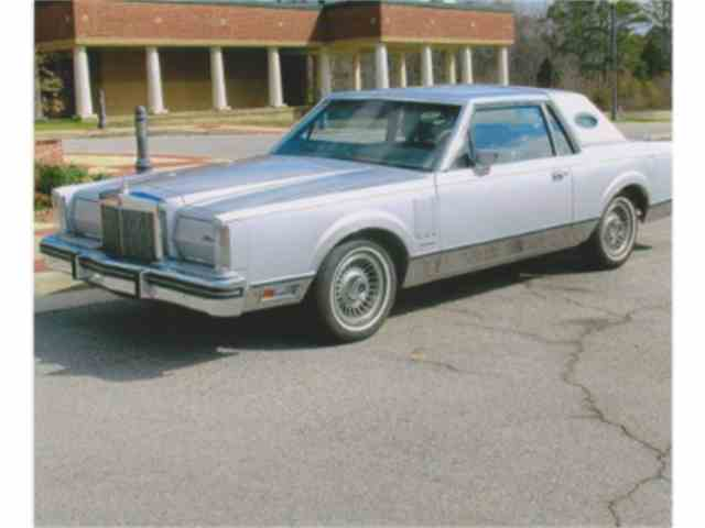 1983 Lincoln Continental Mark VI | 984315